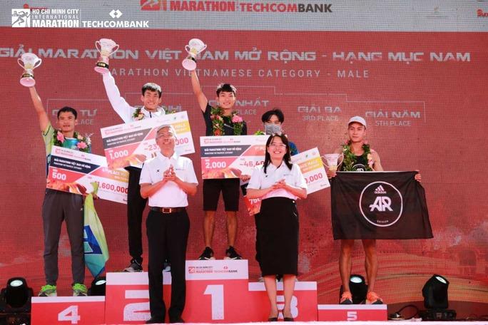 TP HCM quảng bá du lịch qua Giải Marathon quốc tế - Ảnh 1.