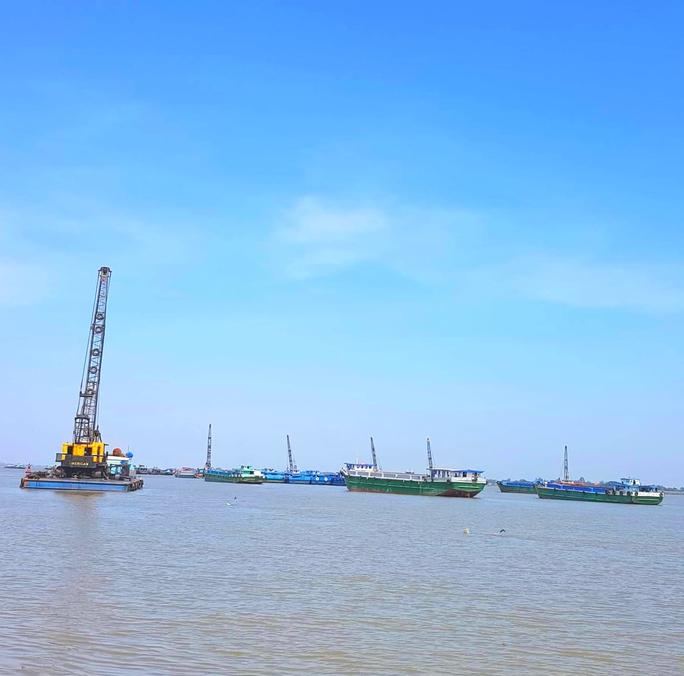 Làm rõ thực hư vụ trúng thầu mỏ cát hơn 2.800 tỉ đồng - Ảnh 1.