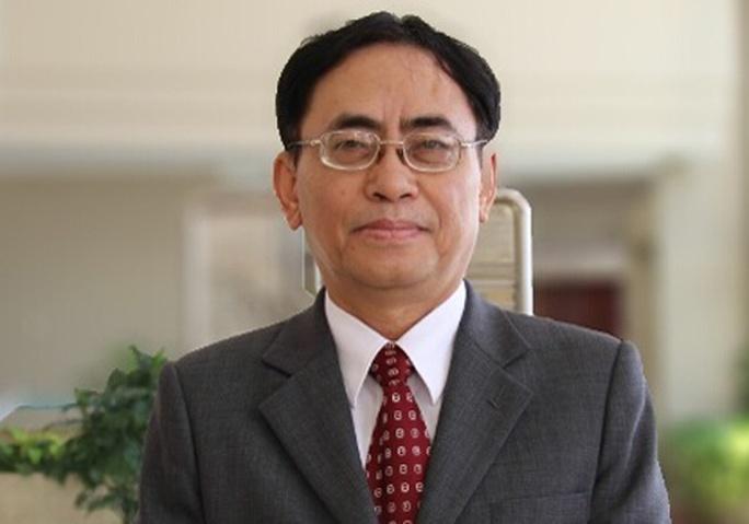 PGS-TS Nguyễn Hội Nghĩa qua đời - Ảnh 1.