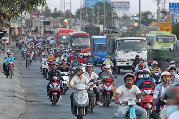 Đề xuất nâng cấp Quốc lộ 1 từ TP HCM đi Cần Thơ - Ảnh 1.