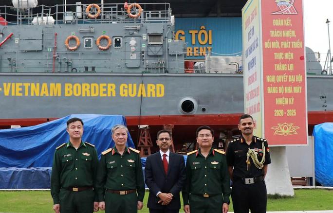 Hạ thủy 2 tàu tuần tra cao tốc trong gói tín dụng quốc phòng của Ấn Độ - Ảnh 5.