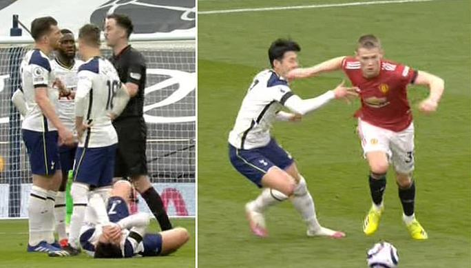 Ngược dòng siêu đỉnh Super Sunday, Man United quật ngã Tottenham - Ảnh 2.