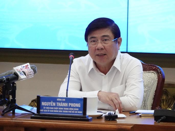 Chủ tịch UBND TP HCM Nguyễn Thành Phong: Khả năng dịch Covid-19 xâm nhập là rất lớn! - Ảnh 1.