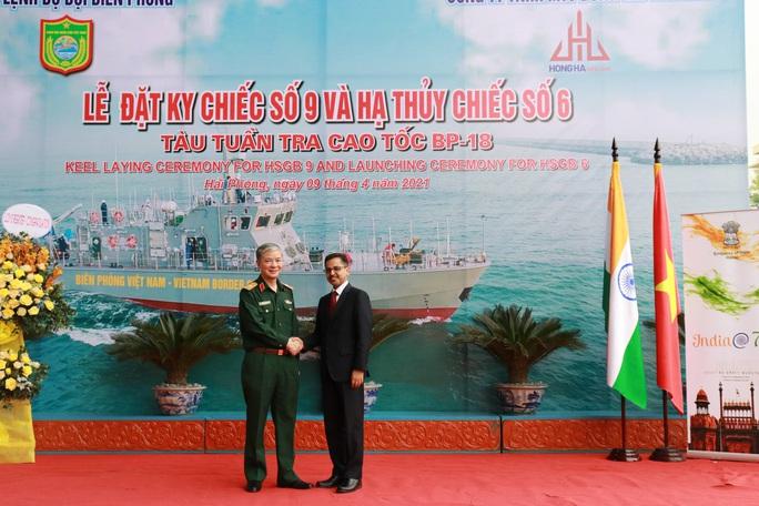 Hạ thủy 2 tàu tuần tra cao tốc trong gói tín dụng quốc phòng của Ấn Độ - Ảnh 7.