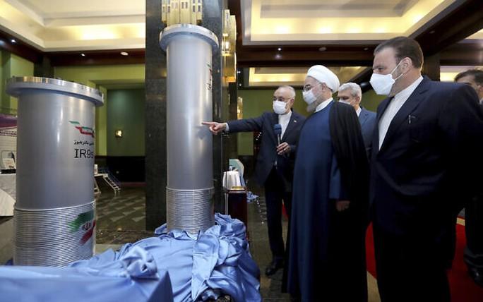 Vụ khủng bố hạt nhân bí hiểm ngay giữa lòng Iran - Ảnh 1.