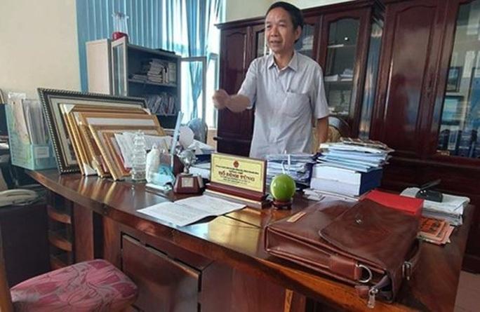 Đình chỉ sinh hoạt Đảng Phó chủ tịch HĐND thị xã Nghi Sơn - Ảnh 1.