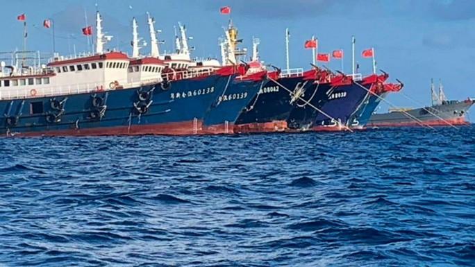 Philippines làm căng với Trung Quốc về biển Đông - Ảnh 1.