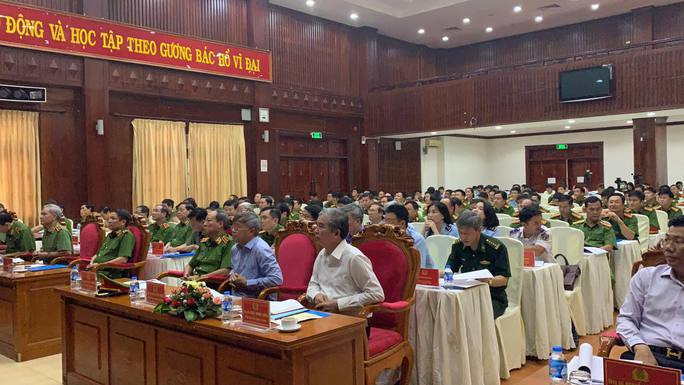 Bộ Công an thông tin có tổ chức ma túy in giả logo Đài Truyền hình Việt Nam gắn vào xe - Ảnh 2.