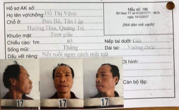 Truy tìm phạm nhân 47 tuổi bỏ trốn khỏi trại giam Nghĩa An - Ảnh 1.