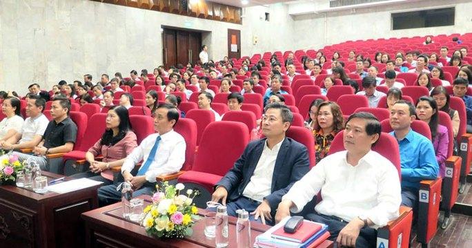 Hà Nội: 600 cán bộ Công đoàn học tập Nghị quyết Đại hội Đảng - Ảnh 1.