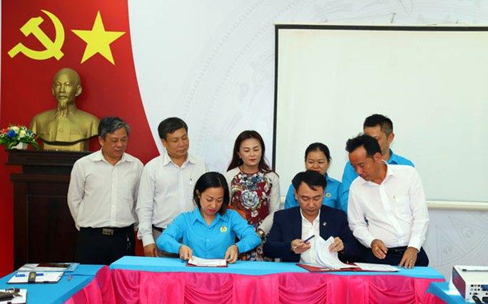 Lâm Đồng: Hợp tác vì phúc lợi đoàn viên - lao động - Ảnh 1.