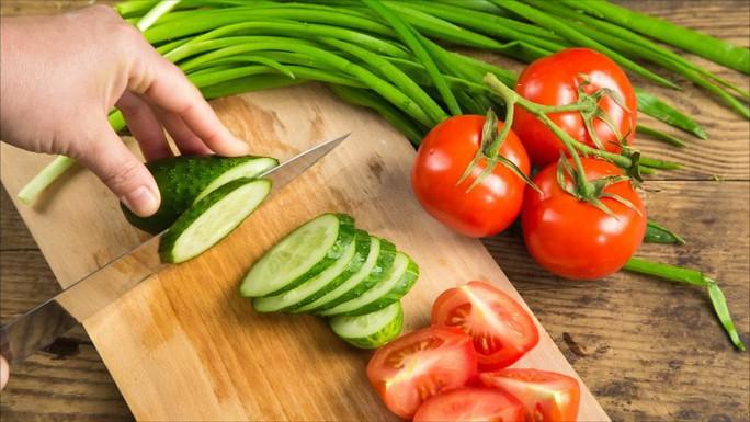 Ăn nhanh thế nào cho đủ dinh dưỡng? - Ảnh 1.
