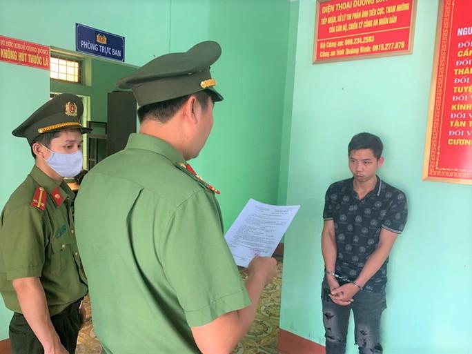 Nhận 25 triệu đồng để đưa 9 người Trung Quốc nhập cảnh trái phép vào Quảng Bình - Ảnh 1.