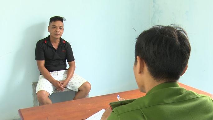 CLIP: Trộm vàng của chị vợ ở An Giang, gã đàn ông bị bắt tại TP HCM - Ảnh 2.