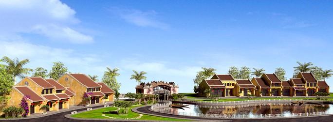 TP Hội An chi 11 tỉ đồng xây phiên bản phố cổ tặng Thanh Hóa - Ảnh 1.