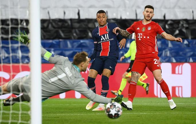 Hạ chủ nhà PSG, Bayern Munich thành cựu vô địch Champions League - Ảnh 1.