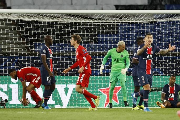 Hạ chủ nhà PSG, Bayern Munich thành cựu vô địch Champions League - Ảnh 4.