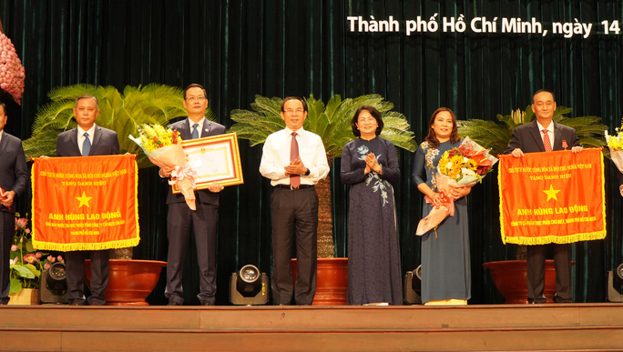 Bí thư Nguyễn Văn Nên: Không phải cứ lãnh đạo là được khen thưởng! - Ảnh 2.
