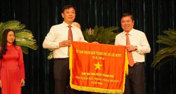 Bí thư Nguyễn Văn Nên: Không phải cứ lãnh đạo là được khen thưởng! - Ảnh 3.