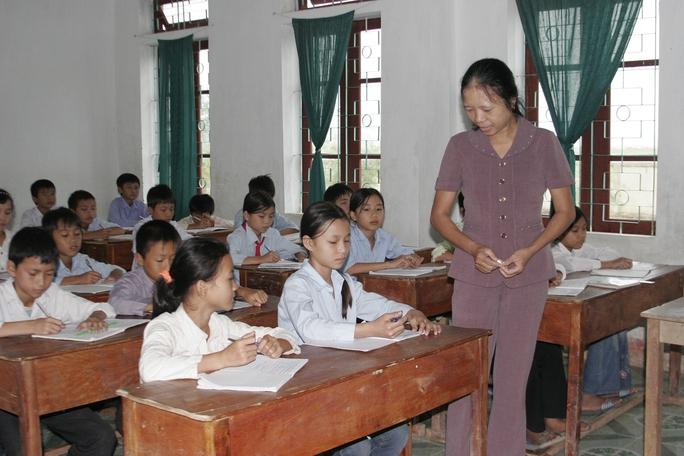 Quyền lợi của giáo viên nghỉ hưu chưa hưởng phụ cấp thâm niên - Ảnh 1.