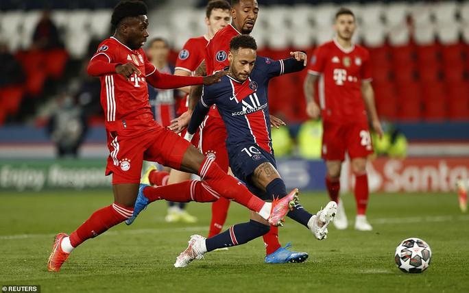 Hạ chủ nhà PSG, Bayern Munich thành cựu vô địch Champions League - Ảnh 2.