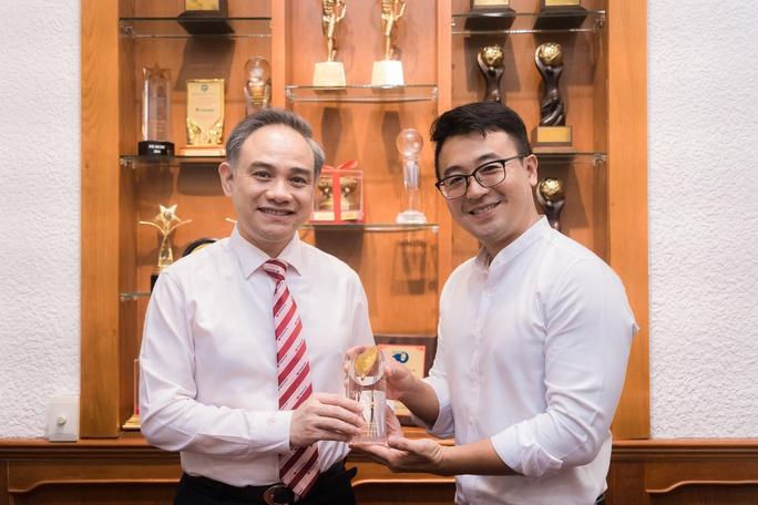 """Vietravel vinh dự đón nhận giải thưởng """"Taiwan Tourism Contribution Awards 2021"""" - Ảnh 1."""