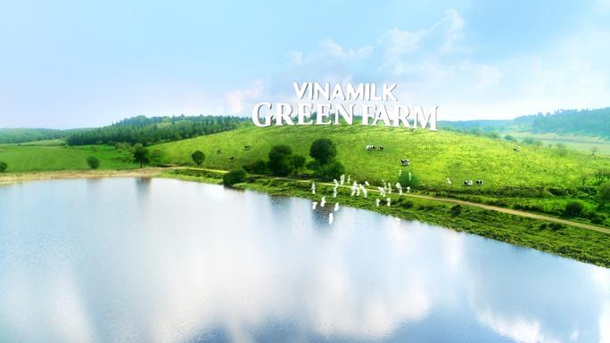 Vinamilk ra mắt sữa tươi Green Farm từ trang trại sinh thái - Ảnh 3.