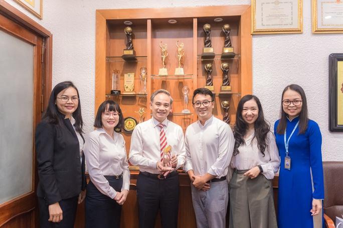 """Vietravel vinh dự đón nhận giải thưởng """"Taiwan Tourism Contribution Awards 2021"""" - Ảnh 4."""