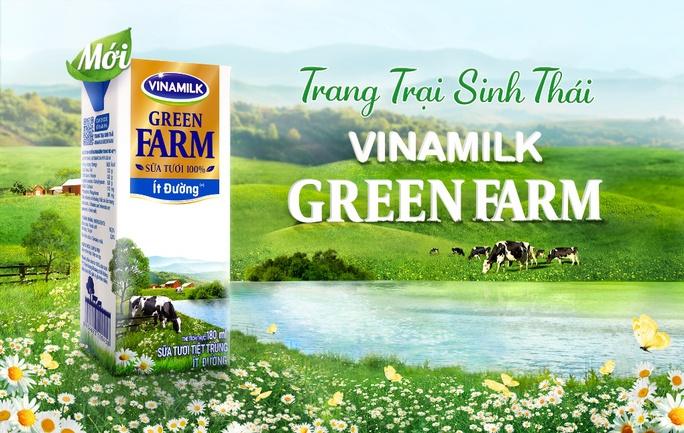 Vinamilk ra mắt sữa tươi Green Farm từ trang trại sinh thái - Ảnh 5.