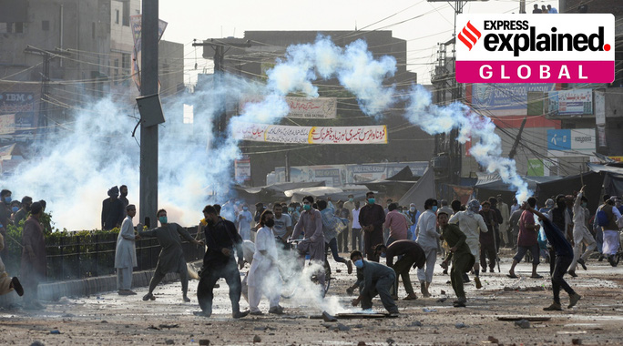 Pháp hành động sau khi làn sóng biểu tình ở Pakistan dâng cao - Ảnh 1.