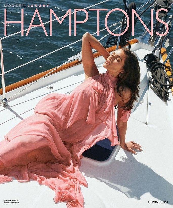 Mỹ nhân Olivia Culpo gây bất ngờ với vẻ đẹp gợi cảm - Ảnh 1.
