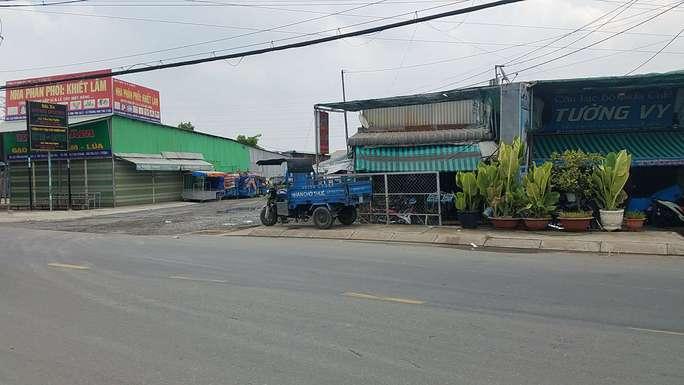 Án mạng ở quận Bình Tân, TP HCM - Ảnh 1.