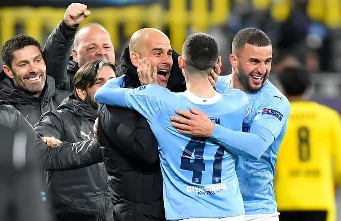 Champions League: Man City ngược dòng đẳng cấp hạ Dortmund, đoạt vé bán kết  - Ảnh 7.