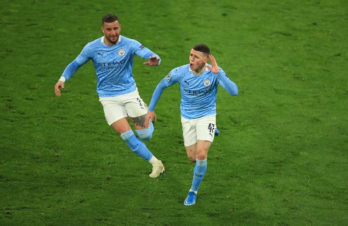 Champions League: Man City ngược dòng đẳng cấp hạ Dortmund, đoạt vé bán kết  - Ảnh 6.