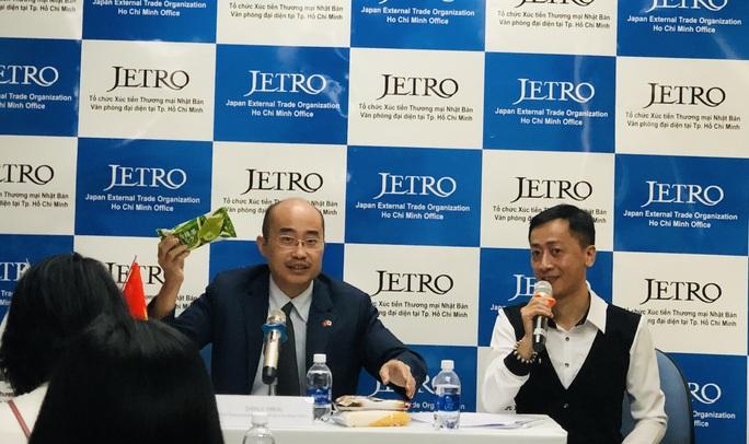 Jetro mang hàng Nhật chính hãng sang giới thiệu cho người tiêu dùng Việt - Ảnh 1.