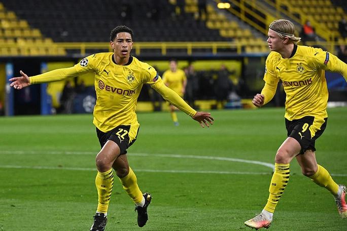 Champions League: Man City ngược dòng đẳng cấp hạ Dortmund, đoạt vé bán kết  - Ảnh 2.
