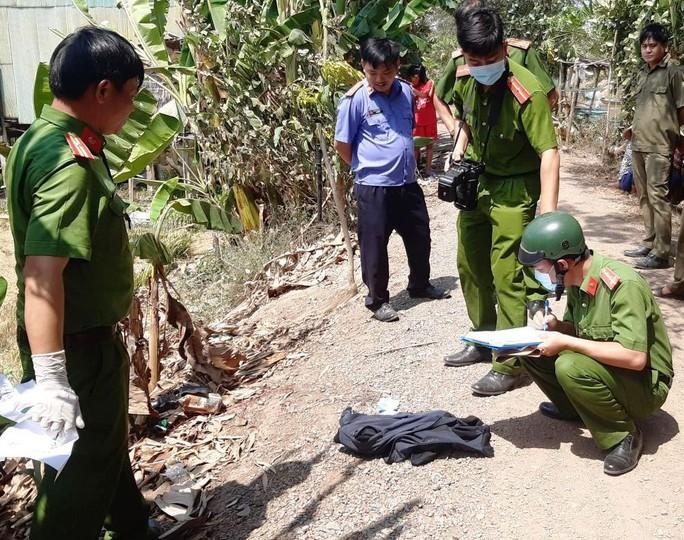Bắt tạm giam 3 kẻ trộm chó bắn chết chủ nhà - Ảnh 1.