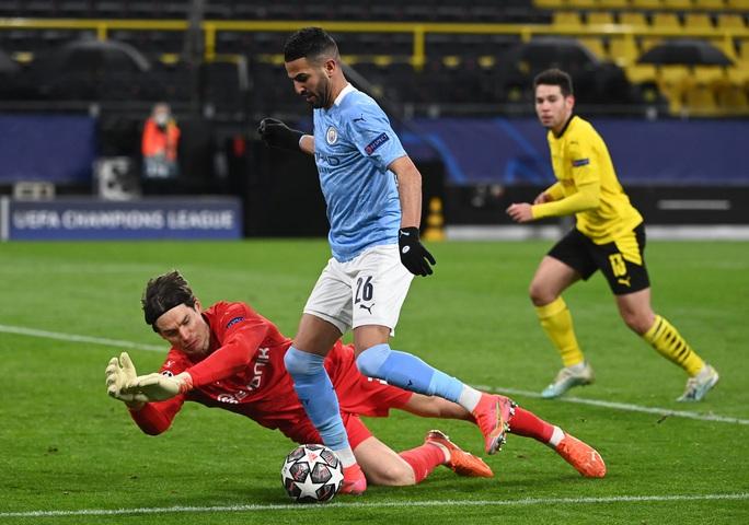 Champions League: Man City ngược dòng đẳng cấp hạ Dortmund, đoạt vé bán kết  - Ảnh 3.