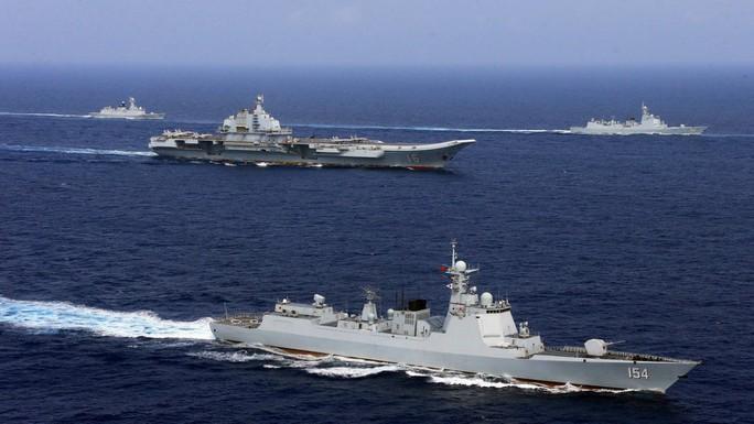 Trung Quốc phủ bóng thượng đỉnh Mỹ - Nhật - Ảnh 1.