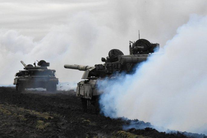 Ukraine nghi ngờ Nga trữ vũ khí hạt nhân ở Crimea - Ảnh 1.