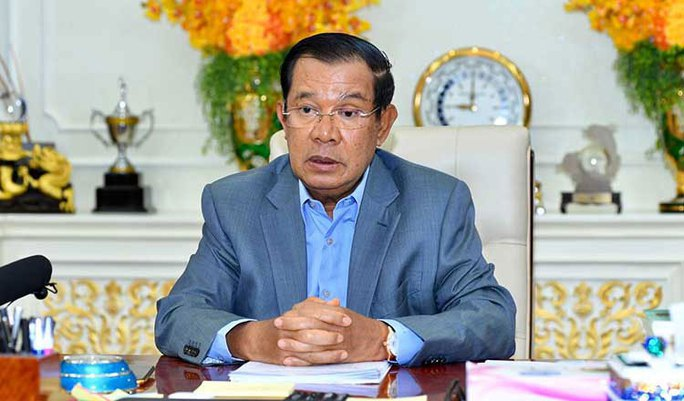 NÓNG: Thủ tướng Campuchia quyết định phong tỏa thủ đô Phnom Penh vì Covid-19 - Ảnh 3.