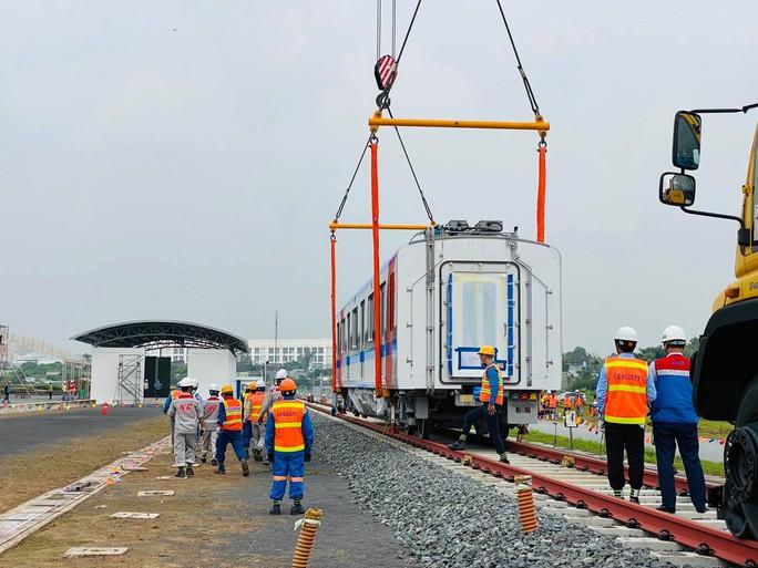 Tháng 5, thêm đoàn tàu metro về TP HCM - Ảnh 2.
