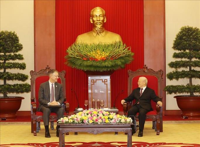 Tổng Bí thư Nguyễn Phú Trọng mời Tổng thống Mỹ Joe Biden sớm thăm Việt Nam - Ảnh 3.