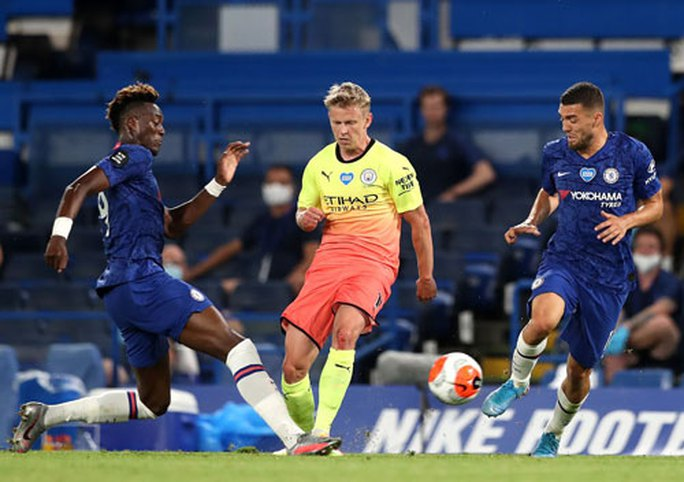 Chelsea - Man City: Rực lửa bán kết Wembley - Ảnh 1.