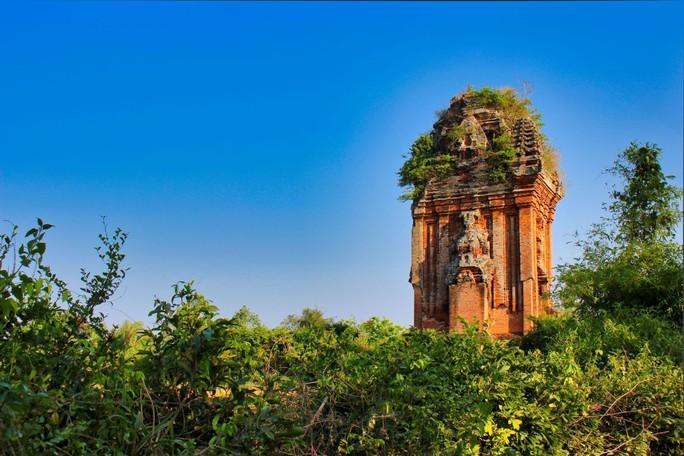 Mê hoặc tháp Chăm Bình Định - Ảnh 4.
