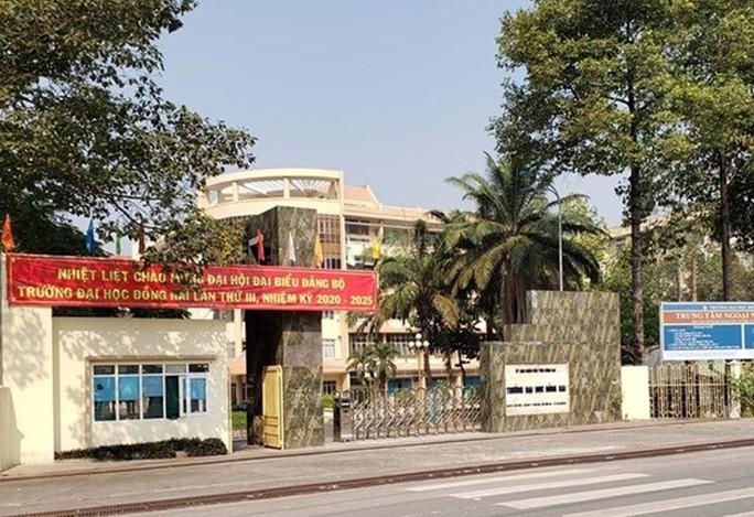 Hiệu trưởng Trường ĐH Đồng Nai bị kỷ luật cách hết chức vụ trong Đảng - Ảnh 1.