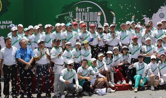 Hấp dẫn Giải Golf vô địch các CLB TP HCM mở rộng 2021 - Ảnh 2.