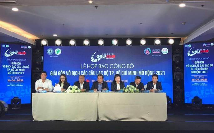 Hấp dẫn Giải Golf vô địch các CLB TP HCM mở rộng 2021 - Ảnh 4.
