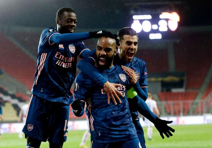 Arsenal đại phá Slavia Prague, đoạt vé bán kết Europa League - Ảnh 6.