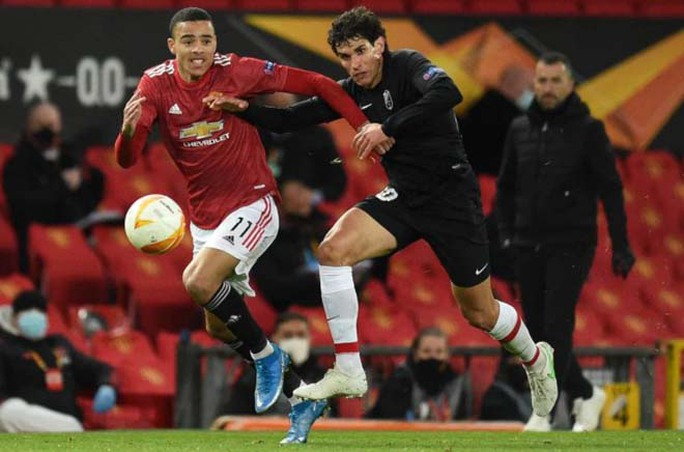 Europa League: Man United hạ gục Granada, mơ trận chung kết toàn Anh - Ảnh 1.